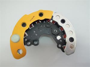 Diodový blok  alternátoru A11VI88, A13VI160, A14VI22, A11VI110, A13VI200, A14VI18, A13VI130, A11VI94, RP-23