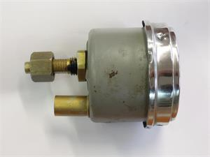 Tlakoměr oleje 0 - 16 atmosfer kg/cm, PV3S, TATRA