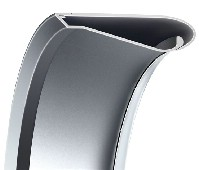 Ventilátor stolní Dyson AM01 - bílá/stříbrá
