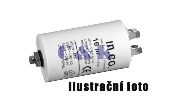 Kondenzátor 10 uF 112LG06