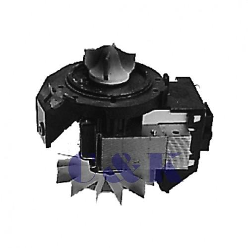 Motorek čerpadla s úchytem Zanussi - Electrolux - AEG 163ZN31
