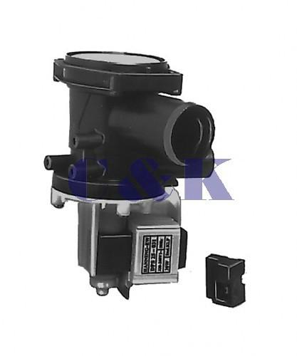 Čerpadlo s filtrem - 2 vývody Bosch - Siemens 163SI08