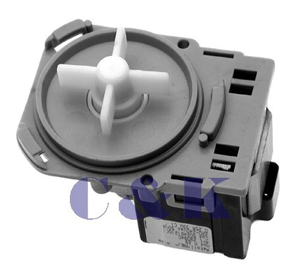 Motorek čerpadla - ASKOLL kontakty dole Universální 163LG47