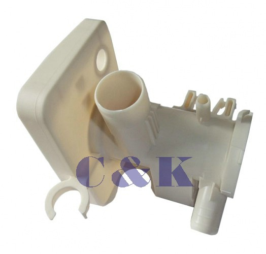 Tělo filtru s vložkou filtru - komplet Zanussi - Electrolux - AEG