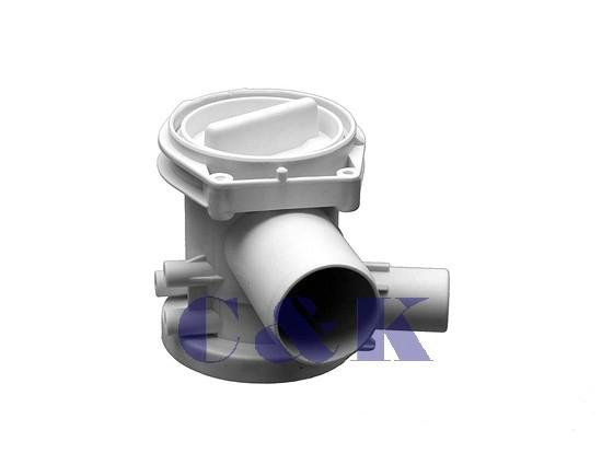 Filtr čerpadla komplet - 2 vývody Bosch - Siemens 140SI00