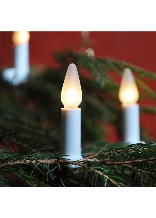 Vánoční souprava LUNARIA, BÍLÁ SV- 34, 34 žárovek x 7V/0,2A
