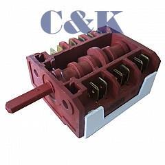 Přepínač trouby do sporáku Zanussi - Electrolux 3581980095