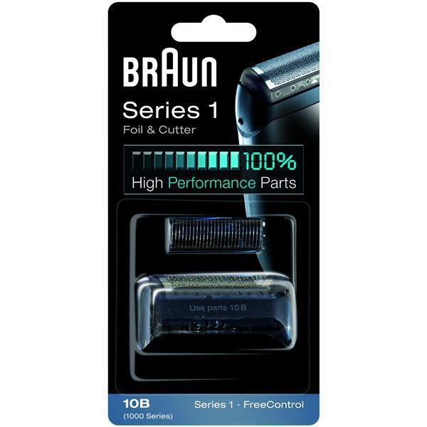 Planžeta / fólie / + břit do holícího strojku Braun Series1 - 10B