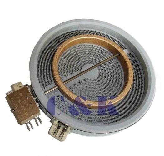 Topná plotna - sklokeramika 700/1700W Gorenje