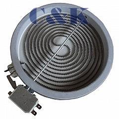 Topná plotna HL - sklokeramika 1800W do sporáku Gorenje 815372