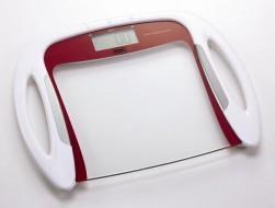 Váha osobní Bravo B-5096 červená