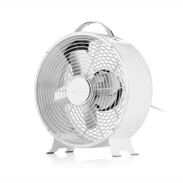 Ventilátor stolní ETA 060890000 Ringo celokovový