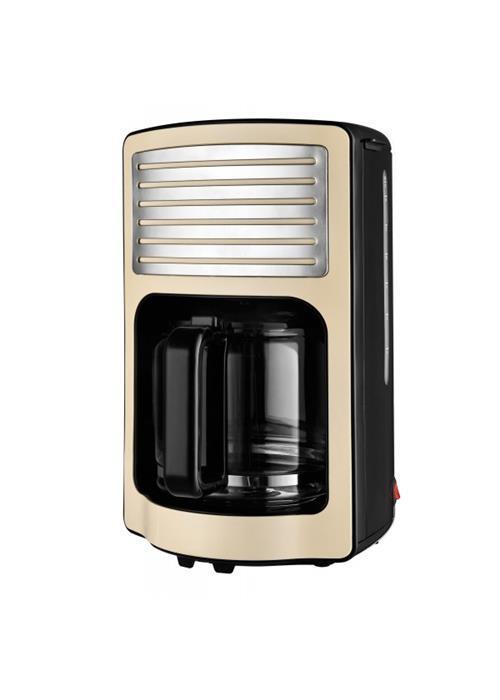 Kávovar KALORIK CM 2500, 1000W, 1,8l, krémový