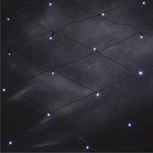 Vánoční dekorativní osvětlení - Síť se 120 LED bílými , 2,5x1,5m  23751200
