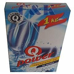 Sůl do myčky Q Power - regenerační sůl 1kg