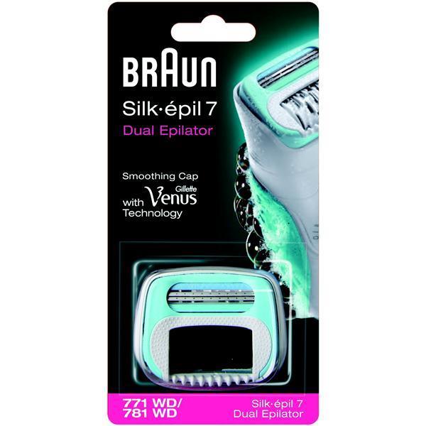 Hlavice náhradní k epilátoru Braun k SE7 Bloom - 771S (771WD/781WD)