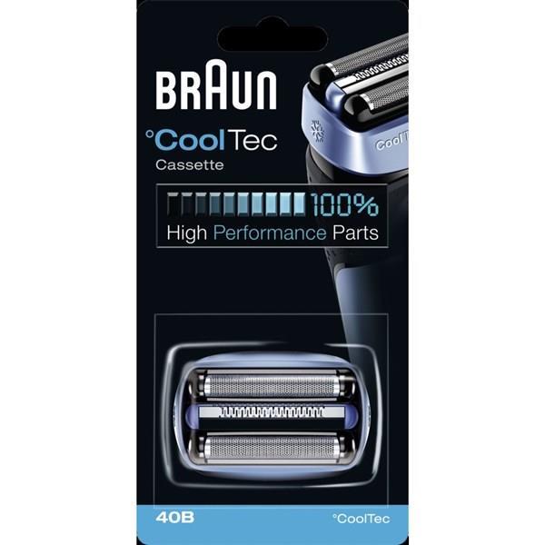 Planžeta / fólie / + břit do holícího strojku Braun Cooltech 40B