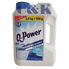 Prášek do myčky Q Power - multipack prášek 3kg
