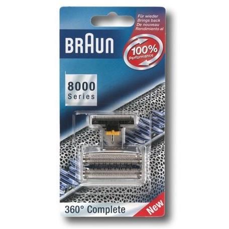 Planžeta / fólie / + břit do holícího strojku Braun Series5 - 51S