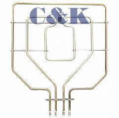 topné těleso - horní 1300/1500W do sporáku Bosch - Siemens 471369