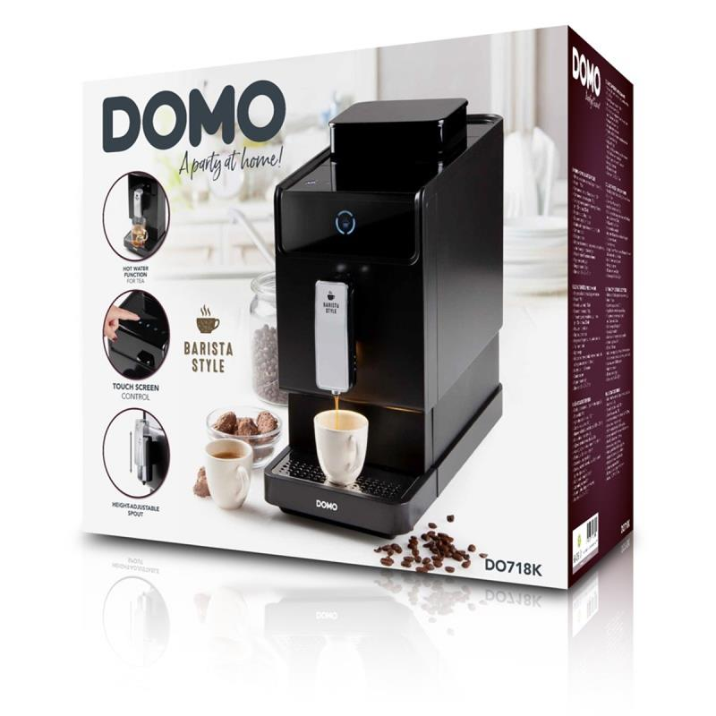 DOMO Automatický kávovar espresso DO718K + DOPRAVA ZDARMA