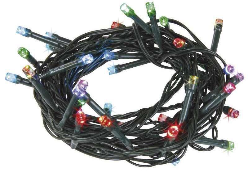 Vánoční osvětlení Emos 768 LED 76M IP44 multicolor ZY1511