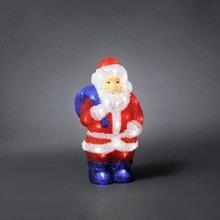 Vánoční dekorativní osvětlení - Mikuláš barevný se 48 LED 26153203
