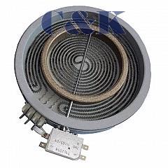 Topná plotna - sklokeramika 700/1700W - DUO do sporáku Gorenje 815379