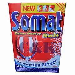 Sůl do myčky Somat Extra Power Salt 1,5kg