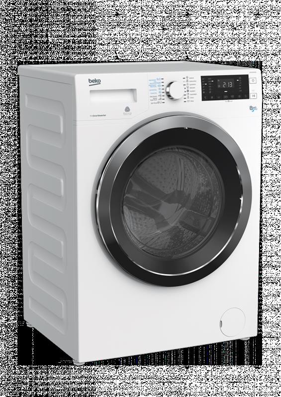 Pračka se sušičkou Beko HTV 8733 XS0 + doprava zdarma