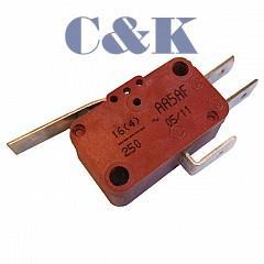 Mikrospínač 16A s páčkou do myčky nádobí universál 50445002