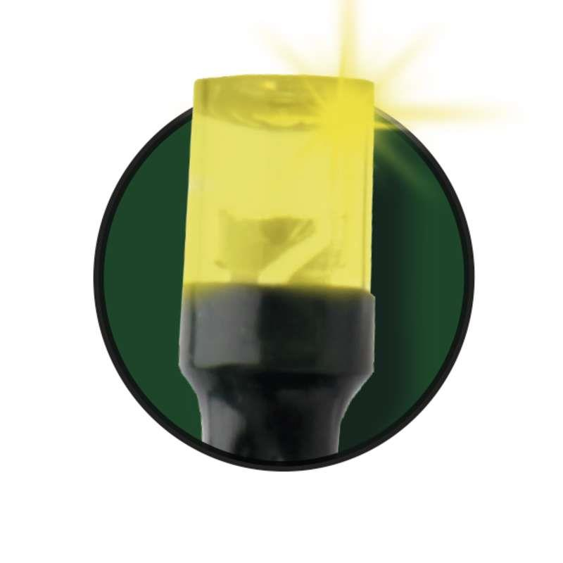 Vánoční osvětlení Emos 240 LED 24M IP44 teplá bílá ZY1705