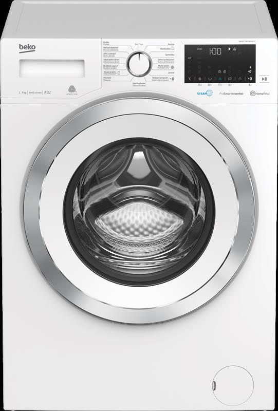 Automatická pračka Beko XWUE 7736 CSWX0CST + DOPRAVA ZDARMA