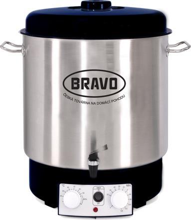 Zavařovací hrnec Bravo B 4515 NEREZ + DOPRAVA ZDARMA