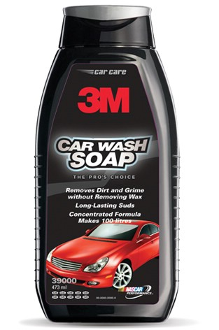 Autošampon (3M Car wash soap), 473ml