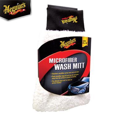 mycí rukavice Meguiars