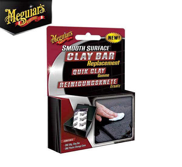 SMOOTH CLAY MEGUIARS