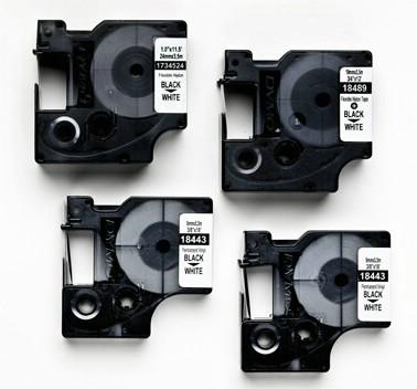 """Flexibilní Nylon páska 1"""" (24mm) bílá"""