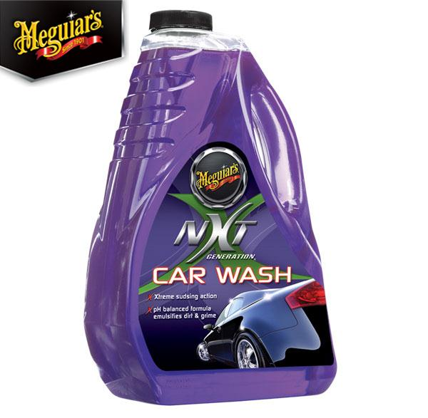 šampón Meguiars