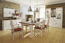 Konferenční stolek Country Inn, 2 zásuvky - DOPRAVA ZDARMA