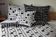 Krepové povlečení Life style 140x200 cm, 70x90 cm, 100% bavlna