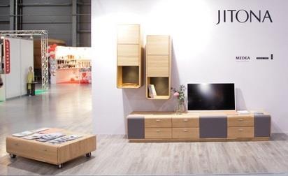 Konferenční stolek Medea Jitona 70x90 cm - AKCE