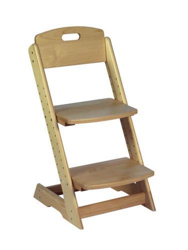 Dětská rostoucí polohovací židle 046