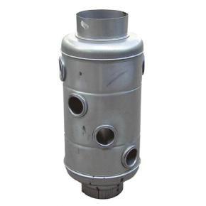 Výměník tepla KLASIK průměr 120 mm délka 450mm