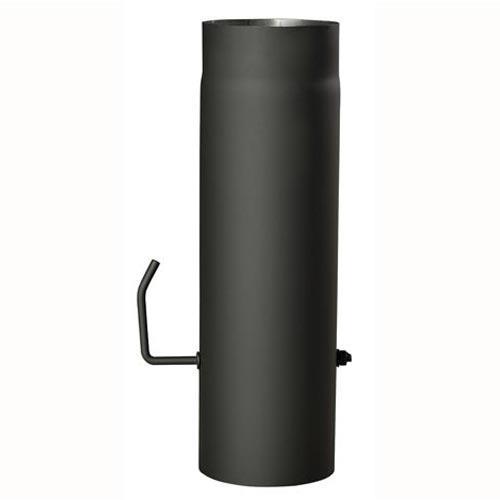 KOUŘOVOD - Roura kouřová 150/500mm s klapkou