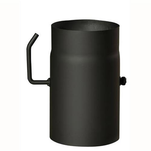Roura kouřová 200/250 s klapkou