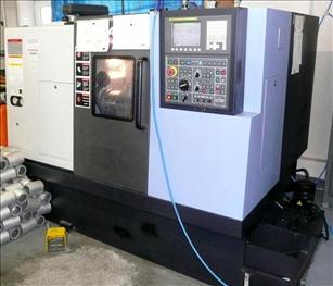 Horizontální soustruh CNC - Lynx 220 LB