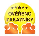 Certifikát Heureka - Ověřeno zákazníky