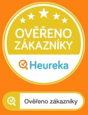 Zlatý certifikát Heureka - Ověřeno zákazníky