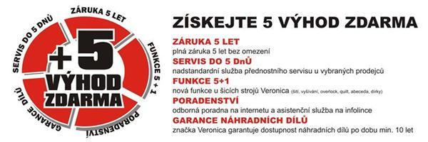 Elektro Orálek - 5 výhod Veronica